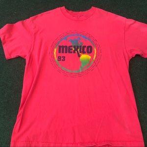 Vintage 1993 Mexico T-shirt